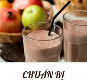 thuốc giảm cân ChocoSlim - CHUẨN BỊ