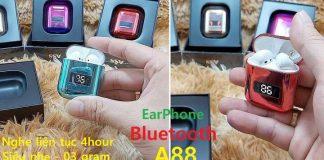 Tai nghe bluetooth - Tai nghe không dây - Airpod rep 1-1 - Tai nghe pin trâu
